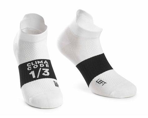 Assos Assosoires Hot Summer Socks (Holy White)