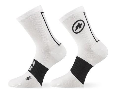 Assos Assosoires Summer Socks (Holy White) (M)