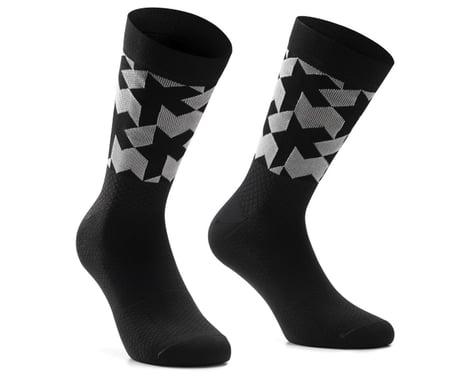 Assos Monogram Socks EVO (Black Series) (M)