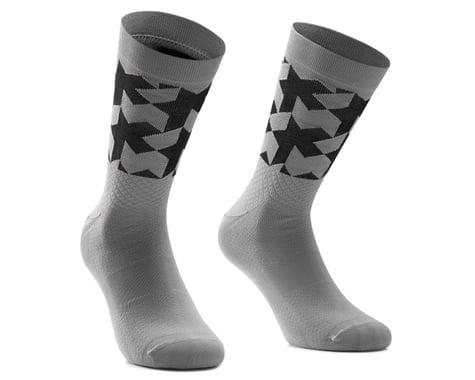 Assos Monogram Socks EVO (Gerva Grey) (L)