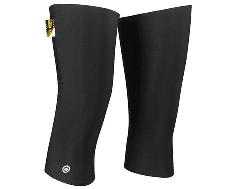 Assos Evo7 Knee Warmers (Block Black) (M/L)