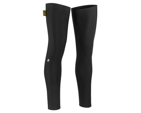 Assos Assosoires Spring/Fall Leg Warmers (Black Series) (L)
