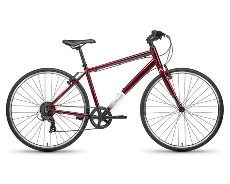 Batch Bicycles Lifestyle Bike (Gloss Deep Orchid) (700c) (L)