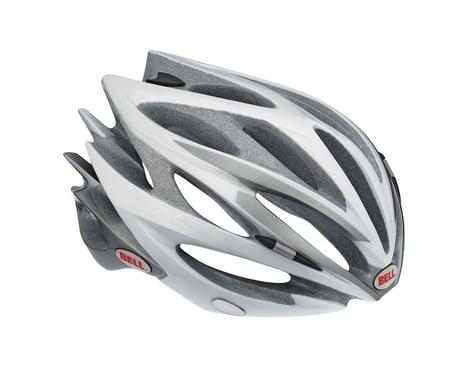 Bell Sweep Race Helmet (Wh/Sil) (Large)