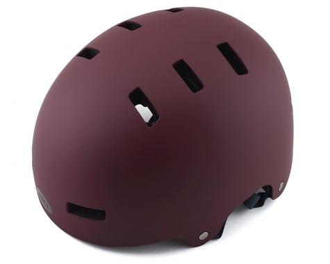 Bell Local BMX Helmet (Matte Maroon)