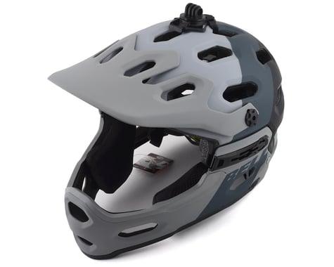 Bell Super 3R MIPS Convertible MTB Helmet (Grey/Gunmetal) (L)