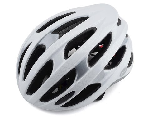 Bell Formula LED MIPS Road Helmet (White/Silver/Black)