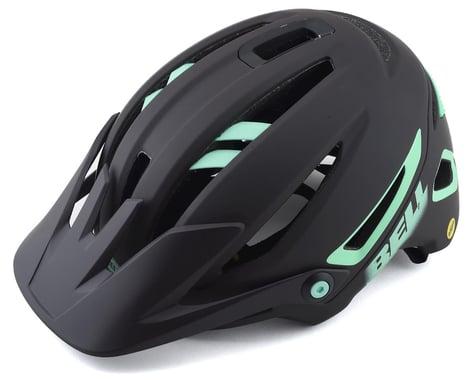 Bell Sixer MIPS Mountain Bike Helmet (Matte Black/Dark Brown/Mint)