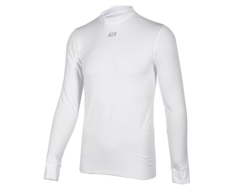 Bellwether Long Sleeve Base Layer (White) (XL)