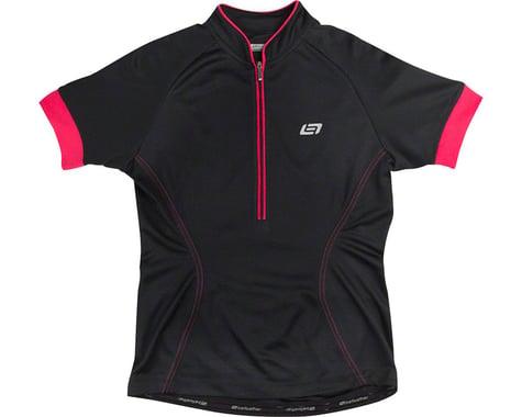 Bellwether Flair Jersey - Black, Short Sleeve, Women's, Small