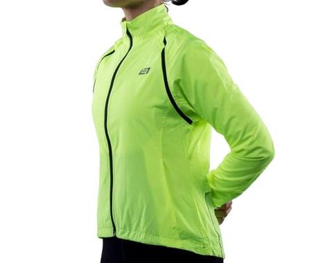 Bellwether Women's Velocity Convertible Jacket (Hi-Vis) (L)