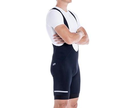 Bellwether Thermaldress Men's Bib Short w/ Chamois (Black) (XL)