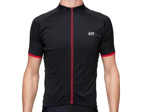 Bellwether Classic Criterium Pro Cycling Jersey  (Black/Ferrari)