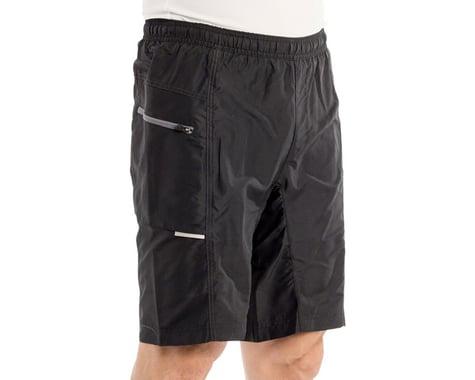 Bellwether Men's Ultralight Gel Cycling Shorts (Black) (S)