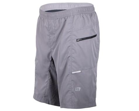 Bellwether Men's Ultralight Gel Cycling Shorts (Grey) (S)