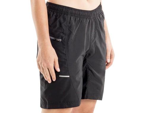 Bellwether Women's Ultralight Gel Baggies Cycling Short (Black) (S)