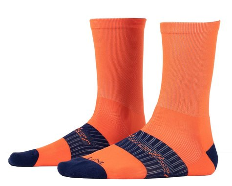 Bellwether Tempo Sock (Orange) (L/XL)