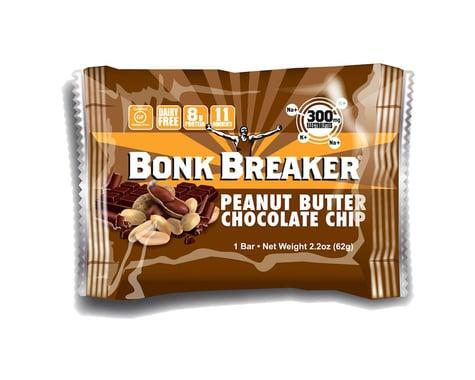 Bonk Breaker Premium Performance Bar (Peanut Butter Chocolate Chip) (12   2.2oz Packets)
