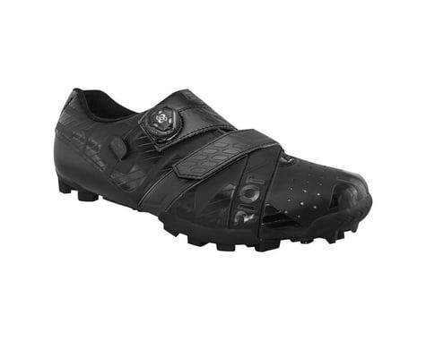 Bont Riot MTB+ BOA Cycling Shoe (Black) (42.5 Wide)