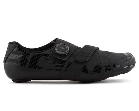 Bont Riot Road+ BOA Cycling Shoe (Black) (42 Wide)