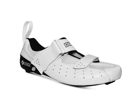 Bont Riot TR Triathlon Shoe (White)