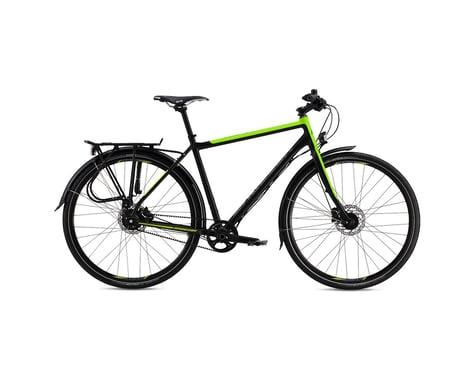 Breezer Beltway 8+ City Bike - 2016 (Black)