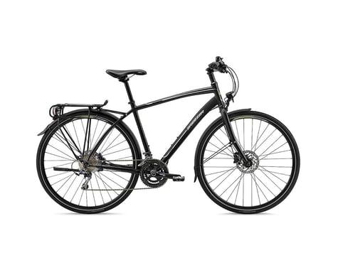 Breezer Liberty 1R+ City Bike - 2016 (Black) (62)