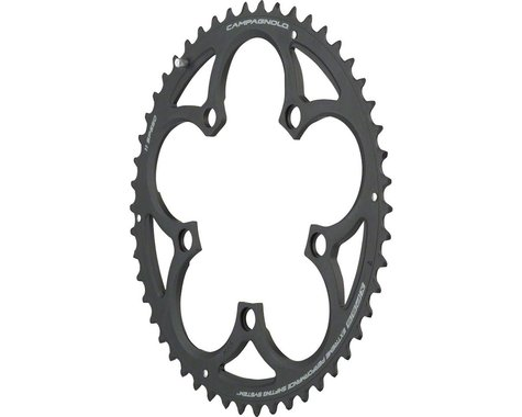 Campagnolo 11 Speed CT Chainring for Athena (Black) (110mm CT BCD) (Offset N/A) (50T)