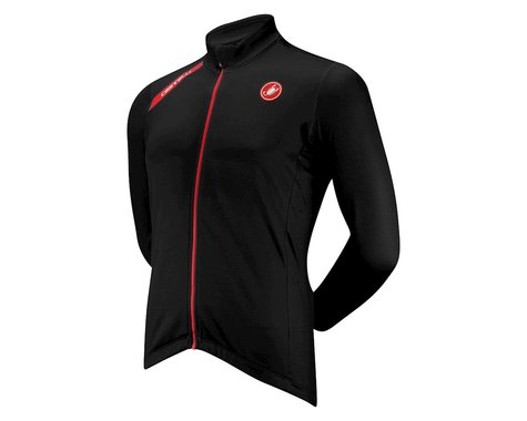 Castelli Puro Long Sleeve Jersey (Black)