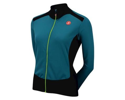 Castelli Women's Sciccosa Long Sleeve Jersey (Aqua)