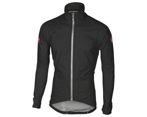 Castelli Emergency Rain Jacket (Black) (S)