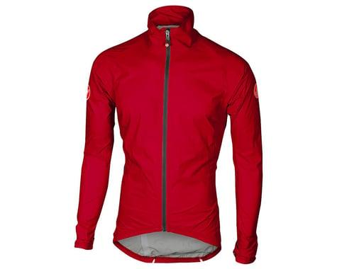 Castelli Emergency Rain Jacket (Red)