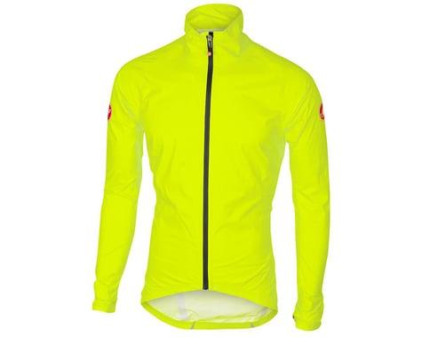 Castelli Emergency Rain Jacket (Yellow Fluo) (S)