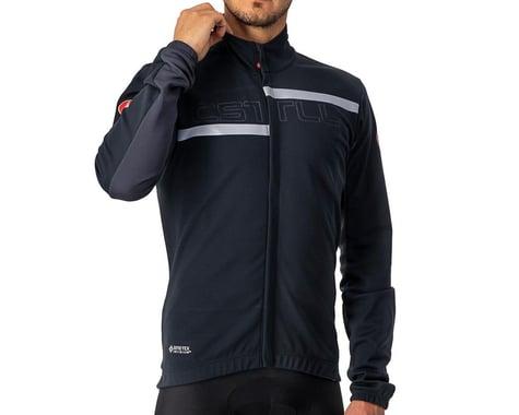 Castelli Transition 2 Jacket (Light Black/Dark Grey-Silver Reflex) (S)