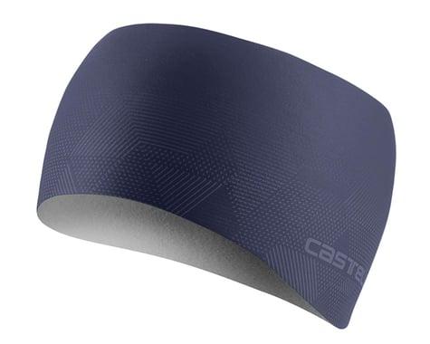 Castelli Pro Thermal Headband (Savile Blue) (Universal Adult)