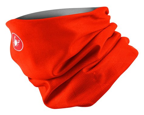 Castelli Pro Thermal Head Thingy (Red) (Universal Adult)