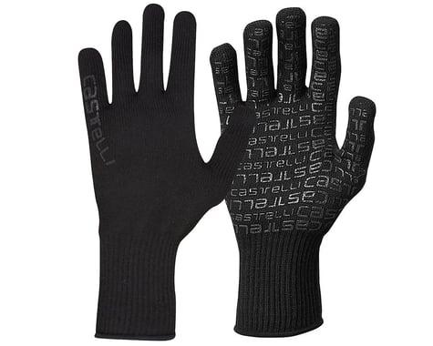 Castelli Corridore Long Finger Gloves (Black) (2XL)