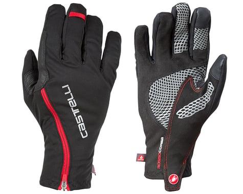 Castelli Men's Spettacolo RoS Gloves (Black/Red) (S)