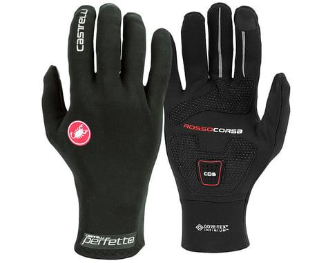 Castelli Perfetto RoS Long Finger Gloves (Black) (M)
