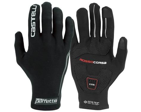 Castelli Perfetto Light Long Finger Gloves (Black) (XL)