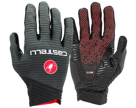 Castelli CW 6.1 Cross Long Finger Gloves (Black) (S)