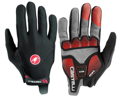 Castelli Arenberg Gel Long Finger Gloves (Black) (S)