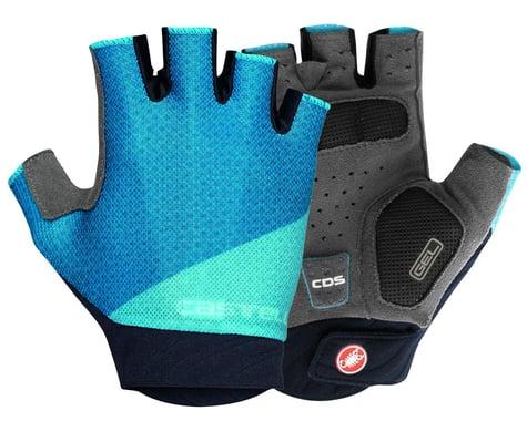 Castelli Women's Roubaix Gel 2 Gloves (Celeste) (M)