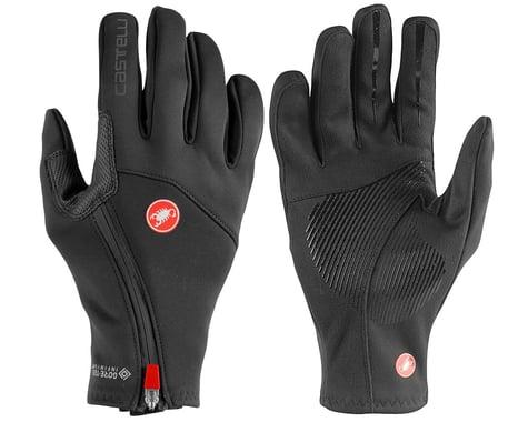 Castelli Mortirolo Long Finger Gloves (Light Black) (M)