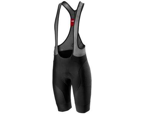 Castelli Free Aero Race 4 Bib Shorts (Black) (S)