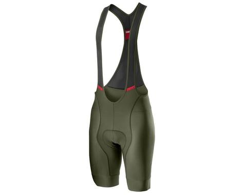 Castelli Competizione Bib Shorts (Military Green)