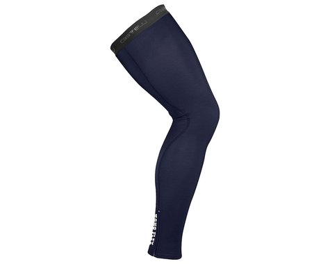 Castelli Nano Flex 3G Leg Warmer (Savile Blue) (S)