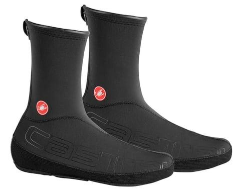 Castelli Diluvio UL Shoe Covers (Black/Black) (L/XL)