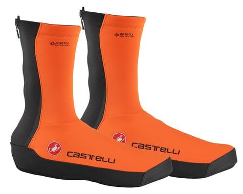 Castelli Intenso UL Shoe Covers (Orange) (S)