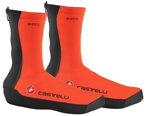Castelli Intenso UL Shoe Covers (Fiery Red) (S)